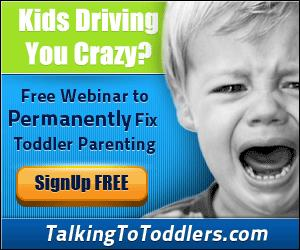 Talking to Toddlers and Dealing with Toddlers Behavior