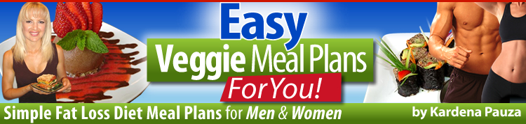 Easy Vegetarian Meal Plans eBook