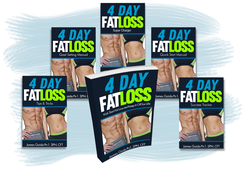 4 Day Fat Loss eBook Download