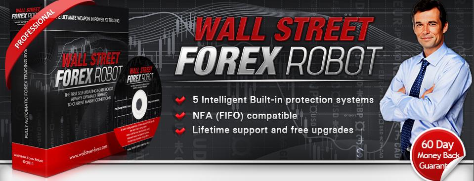 Wall street forex robot review