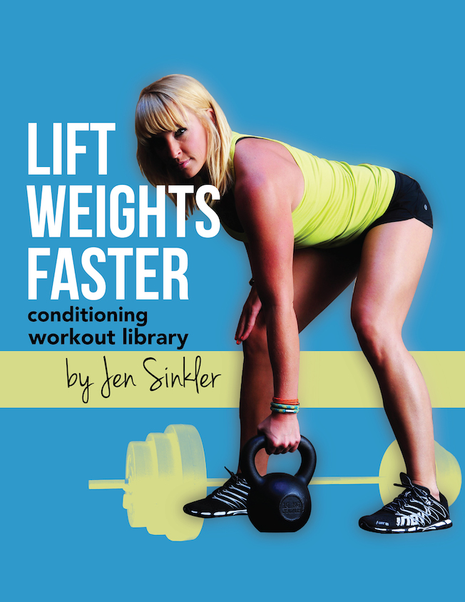 Lift Weights Faster from Customer Tipster Review
