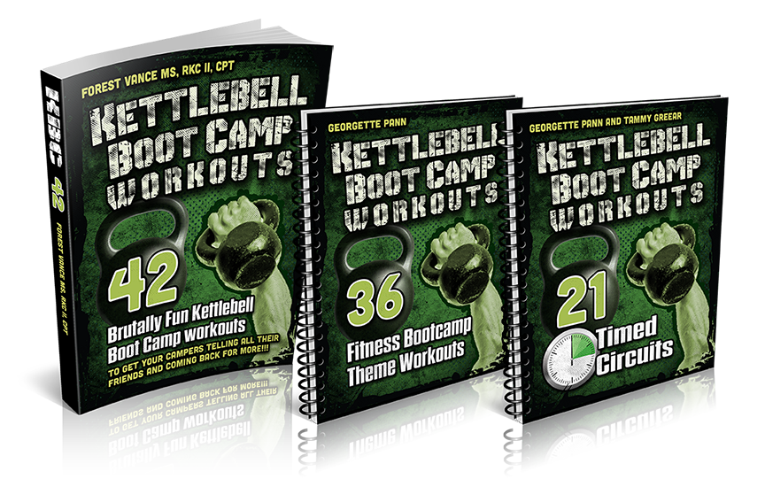 Click Here to Download Kettlebell Boot Camp Workouts Guide and Videos
