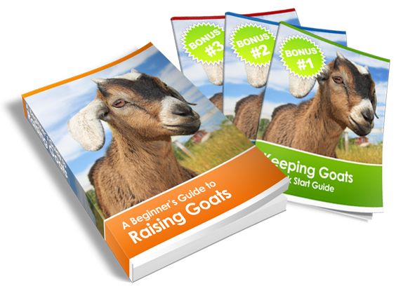 Click Here to Download Beginners Guide to Raising Goats eBook