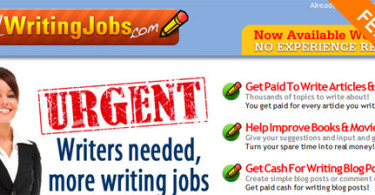 Realwritingjobs.com Careers in Writing