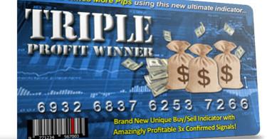 Download Triple Profit Winner Forex Indicator