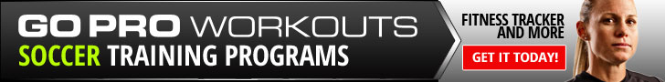 Click Here to Access Go Pro Workouts Soccer Training Program