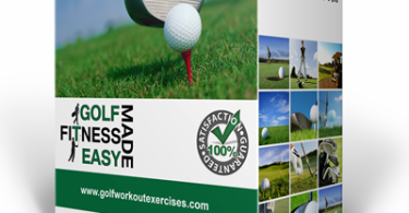 Golf Fitness Training by Kevin Moses