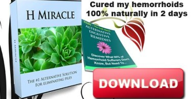 H Miracle Download Get rid of Hemorrhoids