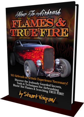 Click Here to Download How to Airbrush Flames and True Fire eBook
