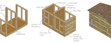 Click Here to Download Easy Build Dog House Plans