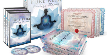 Pure Reiki Healing Master eBook by Owen Coleman