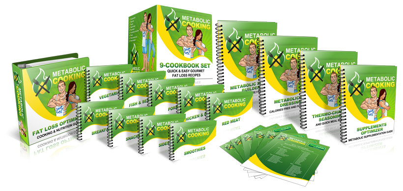 Instant Access to Metabolic Cooking PDF eBook from Customer Tipster