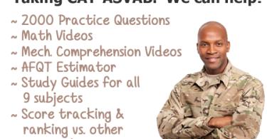 Ultimate ASVAB Practice System