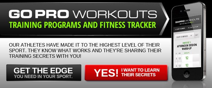 Go Pro Workouts 8 Weeks Soccer Training Program