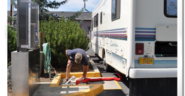 Sanidump's Comprehensive Guide to RV Dump Stations