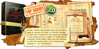 3 Second Sexual Attraction 2.0 eBook by Mehow is ultimate seduction guide that will get you to nail every hard to get girls, seduce any woman and enjoy sex