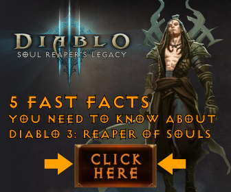 Download Diablo 3 Reapers of Souls or Soul Reapers Strategy Guide