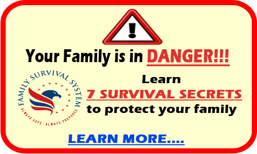 Family Survival System Review - Frank Mitchell Family Survival System