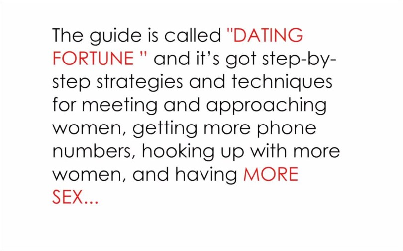 Datingfortune by Daniel Key Review – Dating Fortune Relationship eBook