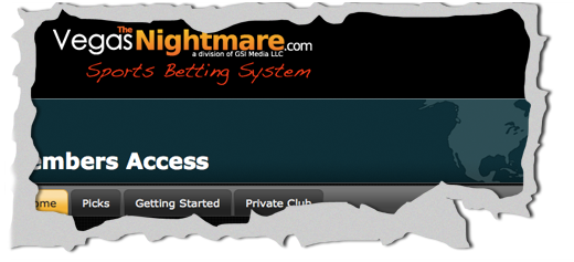 The Vegas Nightmare Sports Betting System automatically identifies money making opportunities and send them directly to your mobile phone or email account.
