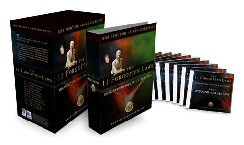 Download Bob Proctor and Mary Morrissey 11 Forgotten Laws eBook