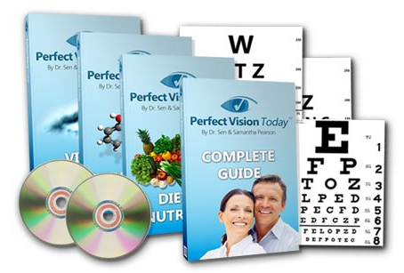 Restore My Vision Review – Restore My Vision eBook - Samantha Pearson