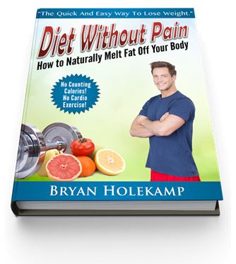 Diet Without Pain eBook by Bryan Holekamp