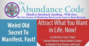Click Here To Download Abundance Code eBook