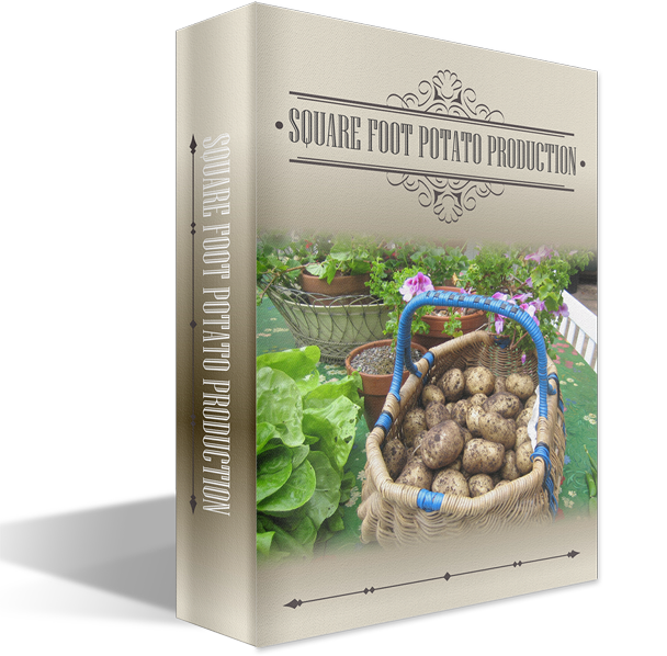 Square Foot Potato Production - Bonus on Backyard Innovator - Self Sufficiency Shortcuts