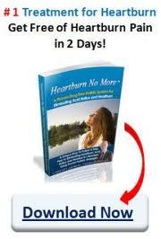 Download HeartBurn No More Ebook Now
