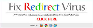 Download Fix Google Redirect Virus Software Now!