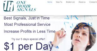 Click Here To Download The One Hour Signals
