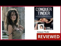 Click Here Now To Download Conquer Tinder - The Official Tinder Playbook eBook