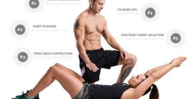 Specforce Abs Workout by Todd Lamb for Men and Women