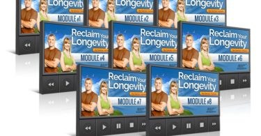 Reclaim Your Longevity Audio eBook