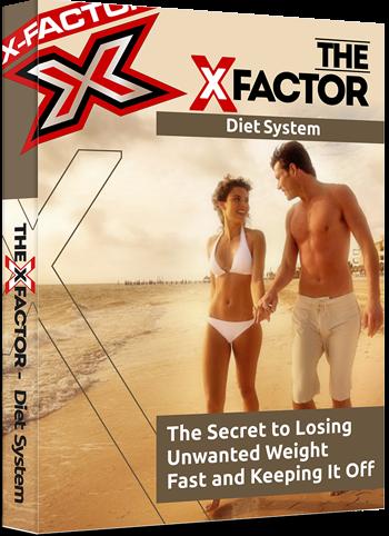 Download X-Factor Diet eBook Now